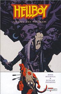 HellBoy - Edition Delcourt : L'Appel des Tenebres #9 [2008]