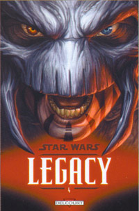 Star Wars Legacy - Saison 1 : Indomptable #4 [2008]