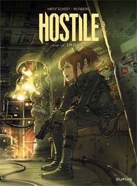 Hostile : Impact #1 [2008]