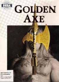 Golden Axe #1 [1990]