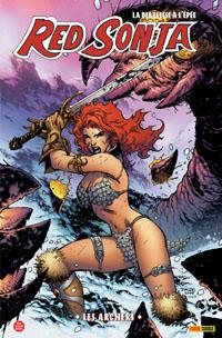 Red Sonja : Les Archers #2 [2008]