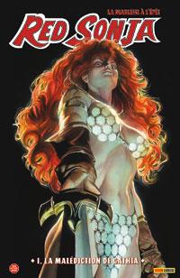 Red Sonja : La Malédiction de Gathia #1 [2008]