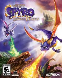 The Legend of Spyro : La Naissance d'un Dragon [2008]