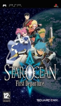 Star Ocean : First Departure [#1 - 2008]