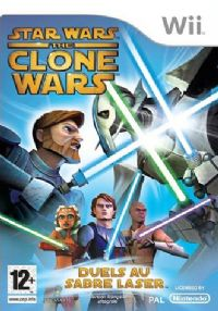 Star Wars : The Clone Wars : Duels au Sabre Laser [2008]