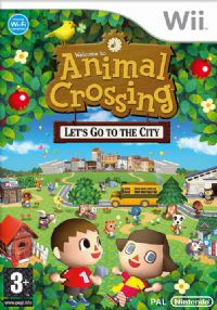 Animal Crossing : Let's Go to the City [2008]