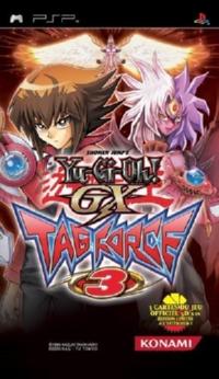 Yu-Gi-Oh ! GX Tag Force 3 [2008]