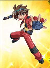 Bakugan Battle Brawlers : Bakugan [2008]