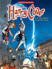 Harry Potter : Il faut sauver le sorcier Cover #3 [2008]