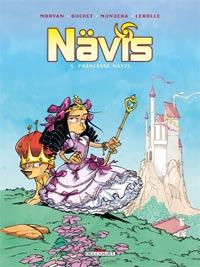 Sillage : Princesse Nävis #5 [2009]