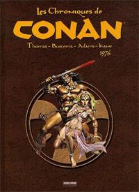 Les Chroniques de Conan : 1976 #3 [2008]