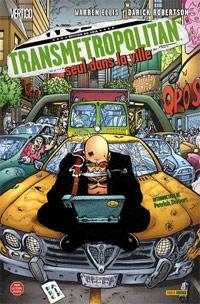 Transmetropolitan : Seul dans la ville #3 [2008]