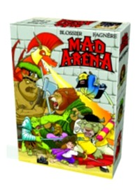 Mad Arena / Ultimate Warriorz : Mad Arena [2008]