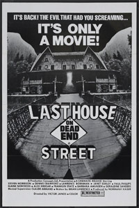 Last house on dead end street [1973]