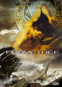 Prométhée : Atlantis #1 [2008]