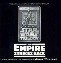 Star Wars : Trilogie Originale : L'Empire contre Attaque, OST [2002]