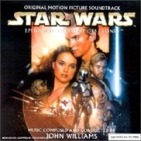 Star Wars Prélogie : L'Attaque des Clones - La BO [2002]