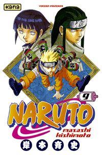 Naruto Tome 9 [2004]