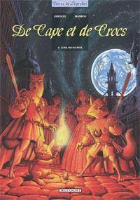 De Cape et de Crocs : Luna incognita #6 [2004]