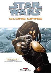 Star Wars Clone Wars : La Défense de Kamino #1 [2004]
