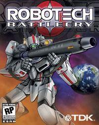 Robotech Battlecry [2002]