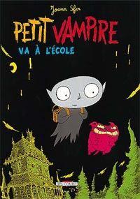 Petit Vampire va à l'école [#1 - 1999]