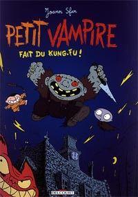 Petit Vampire fait du kung fu #2 [2000]
