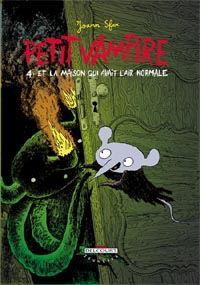 Petit Vampire  Et la maison qui avait l'air normale [#4 - 2002]