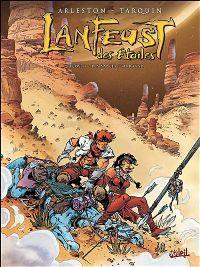 Troy / Lanfeust : Lanfeust des étoiles : les sables d'Abraxar [#3 - 2004]