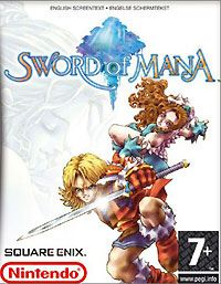 Sword of Mana - GBA