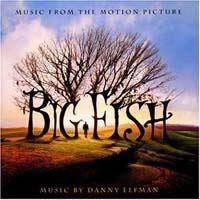 Big Fish, OST : B.O.F. Big Fish