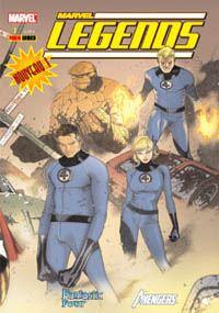 Marvel Legends #1 [2004]
