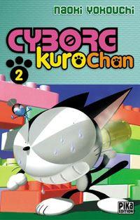 Cyborg Kurochan 2 [2004]