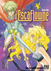 Vision d'Escaflowne 4 [2002]