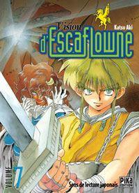 Vision d'Escaflowne 7 [2003]