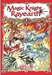 Magic Knight Rayearth vol. 1 : Magic Knight Rayearth