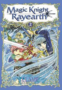 Magic Knight Rayearth  vol. 2 [2001]