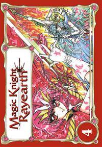 Magic Knight Rayearth vol. 4 : Magic Knight Rayearth