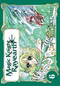Magic Knight Rayearth vol. 6 : Magic Knight Rayearth