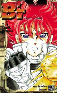 B'TX : Trace solaire [#6 - 2001]
