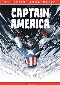 100 % Marvel : Captain America : Glace [#1 - 2004]
