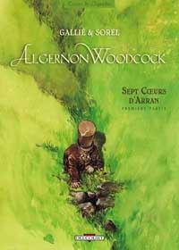 Algernon Woodcock : Sept coeurs d'Arran - Première partie [#3 - 2004]
