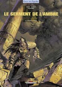 Le Serment de l'ambre : Le Désert d´Akaba [#4 - 2003]