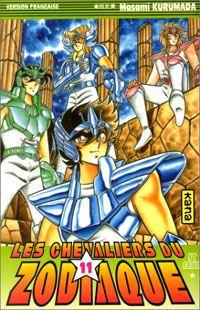Les Chevaliers du Zodiaque 11 [1998]