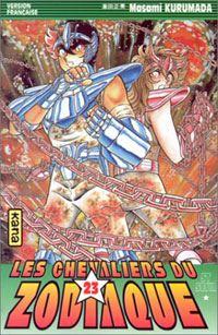 Les Chevaliers du Zodiaque [#23 - 2000]