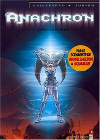 Anachron : L'Héritage des Héros #4 [2004]
