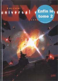 Universal War One : Le fruit de la connaissance Tome 2 [1999]
