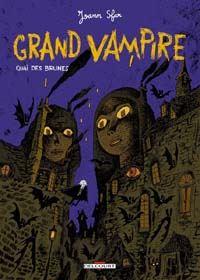 Grand Vampire : Quai des brunes #4 [2003]