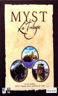 Myst 1:L'Apogée : Myst - Console Virtuelle