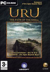 Myst : Uru:The Path of the Shell [2004]